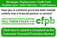 student loan complaint