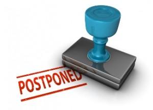 postponing repayment